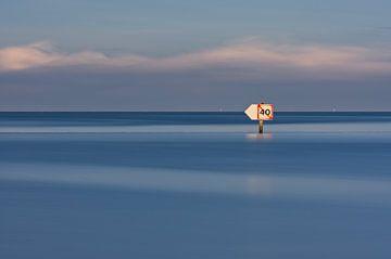 Waddenzee in 336 seconden van Albert Wester Terschelling Photography