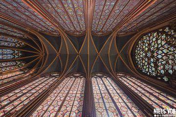 Buntes Glas von Niels Van der Borght