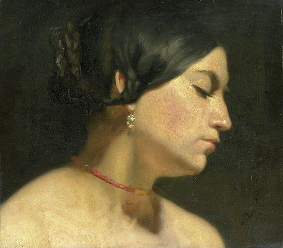 Maria Magdalena, Lourens Alma Tadema van Meesterlijcke Meesters