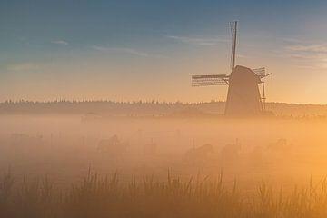 De molen van Lienden van Albert Lamme