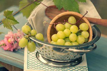 Verse witte druiven in stijl van Tanja Riedel