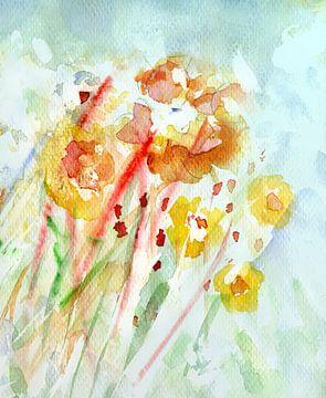 Luftig von Claudia Gründler