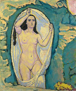 Venus in der Grotte, Koloman Moser