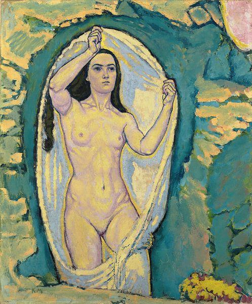 Venus in der Grotte, Koloman Moser von Meesterlijcke Meesters