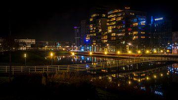 Silberpark-Kai Lelystad IV von Gerard Koster Joenje (Vlieland, Amsterdam & Lelystad in beeld)