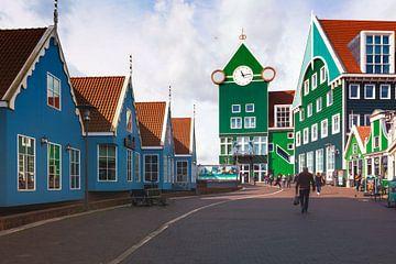 Zaanse kleuren van Jan van der Knaap