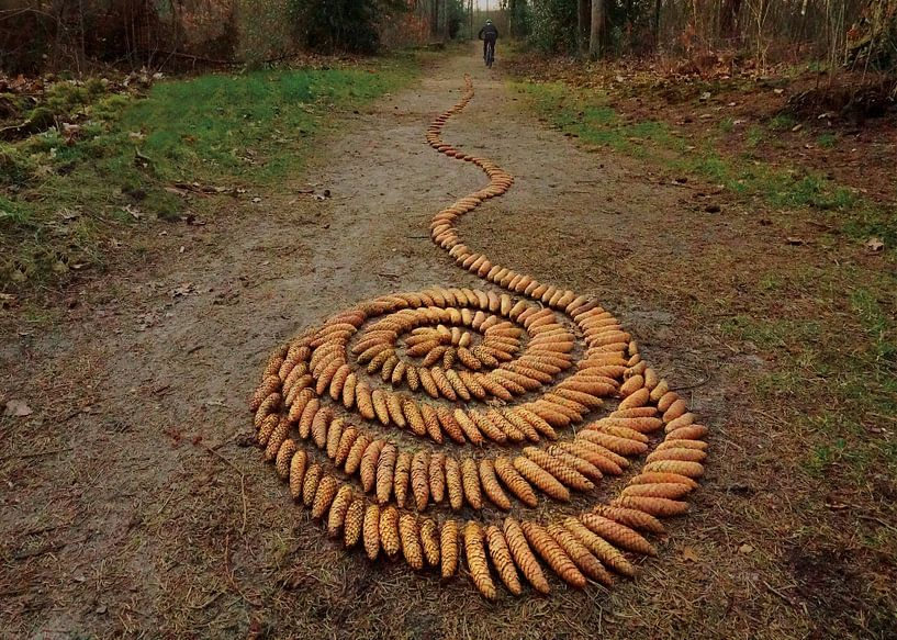 3D Spiraal van Mies Heerma