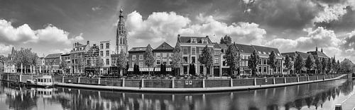 Panorama Breda Gedempte Haven