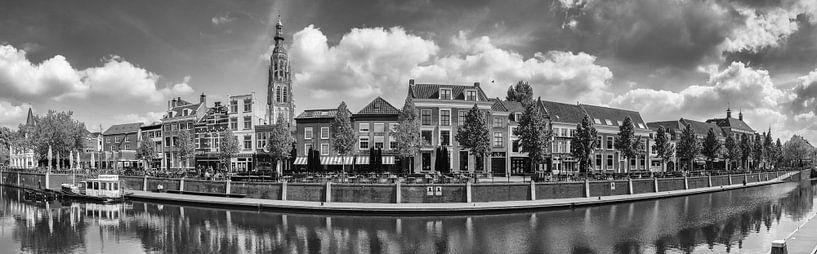 Panorama Breda Gedempte Haven van JPWFoto