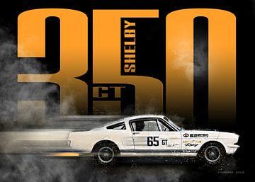 Shelby Mustang 350GT von Theodor Decker