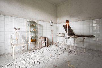 Die verlassene Arztpraxis von Kristof Ven