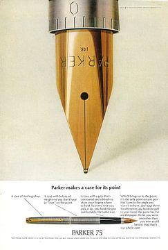 PARKER 75 von Jaap Ros