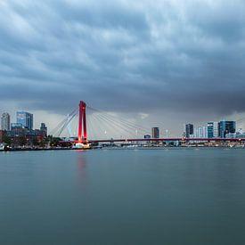 Rotterdam Willemsbrug van Peet de Rouw