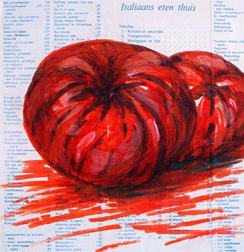 Italiaanse keuken. van Ineke de Rijk