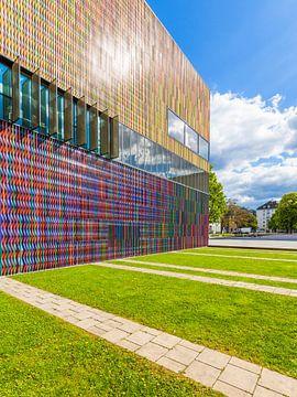 Museum Brandhorst in München van Werner Dieterich