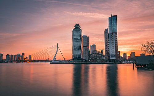 Rotterdam Sunrise van