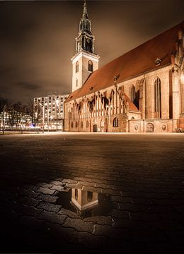 Marienkirche Berlijn van wukasz.p