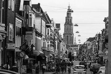 Groningen Ebbingestraat  van Møre To Explore.