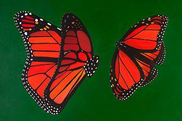 Butterflies van DoSigned