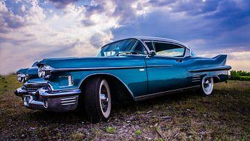 Bleu Cadillac von Esther Bax