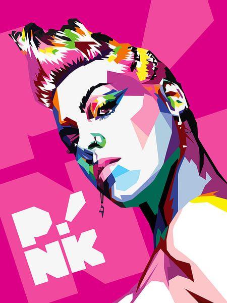 Pop Art Pink