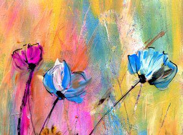 flowers fresh von Claudia Gründler
