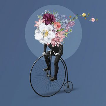The Bike Ride sur Marja van den Hurk