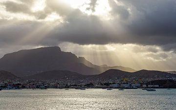 Rays of light van Jeroen Kleiberg