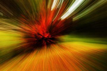 Explosie von Henriëtte van Golde
