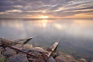 IJsselmeer bij zonsopkomst