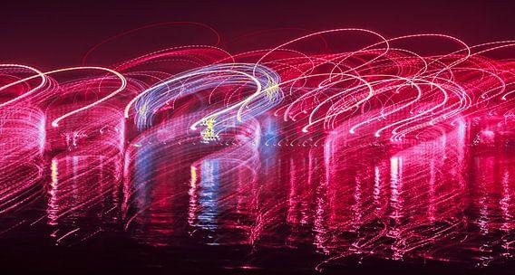 Dancing Lights van Alex Hiemstra