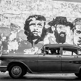 Havana - klassieker en revolutionairen van Theo Molenaar
