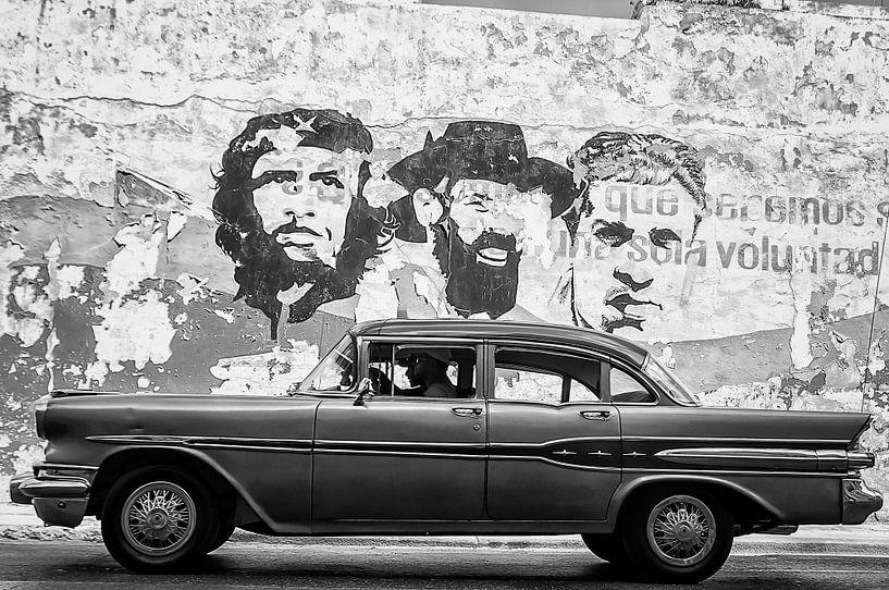 Havanna - klassieker en revolutionairen van Theo Molenaar