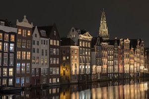 Damrak Amsterdam van Yvs Doh