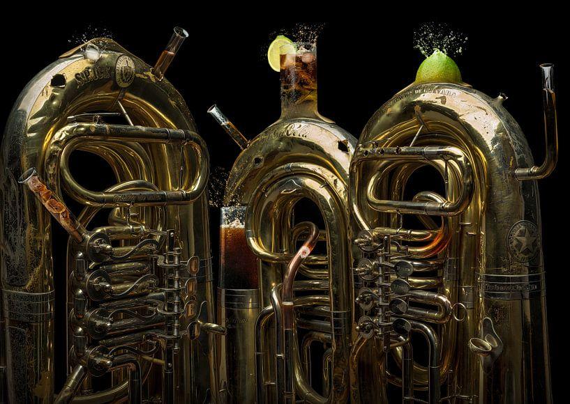 Tuba libre van Olaf Bruhn