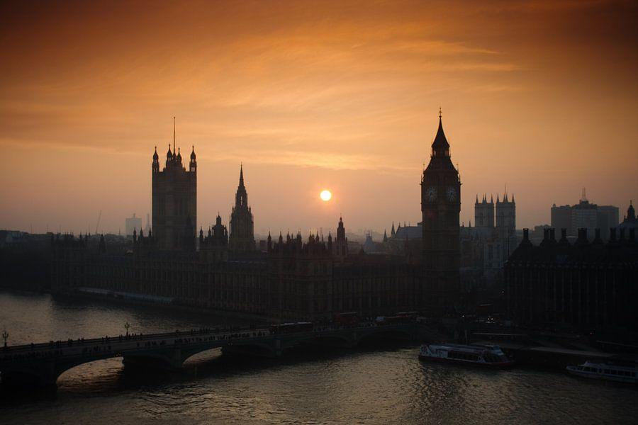 Parliament, London van Manuel Meewezen
