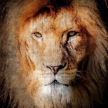 Löwenkopf von Art by Jeronimo