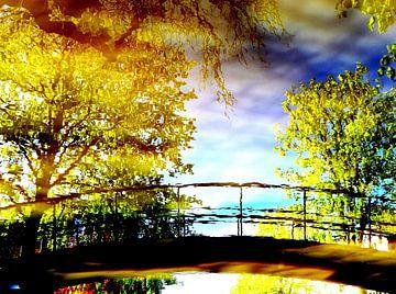 Urban Reflections 68 van MoArt (Maurice Heuts)
