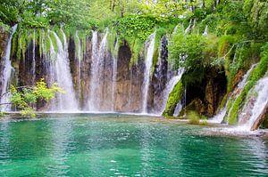 Plitvice-Wasserfälle von Ellinor Creation