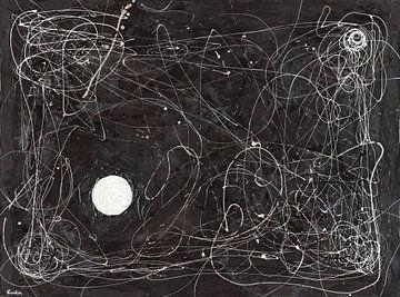 49 Sphere 2 The Black Bold Surprise von ANTONIA PIA GORDON
