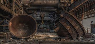 Heavy Metal van Marian van der Kallen Fotografie