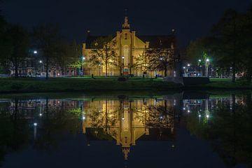 Kirche Zwolle von Dennis Donders