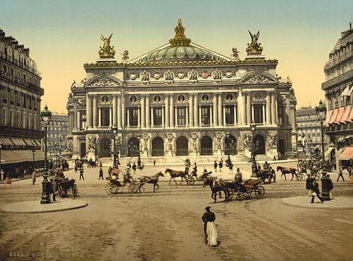 The Opera House, Paris van
