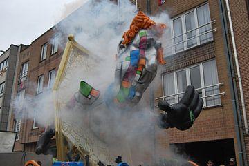 Aalst Carnaval 2017 van Geert Hoylaerts
