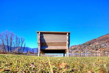 Ruhepause am Tegernsee von Roith Fotografie