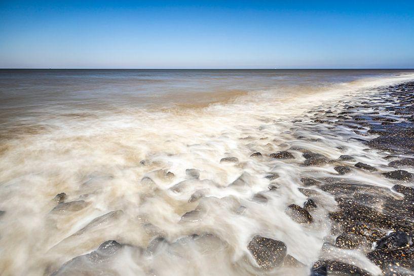 Zeekust bij Westkapelle van Teuni's Dreams of Reality