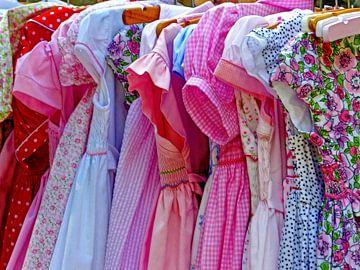 Dressed in Pink von Caroline Lichthart