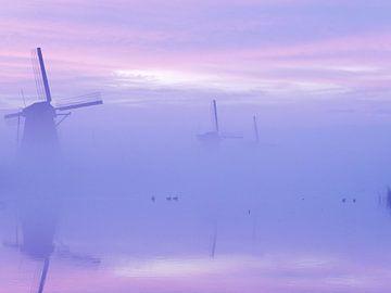 Paarse Mist van Tineke Van Dijk