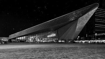 Rotterdam Centaal Station van
