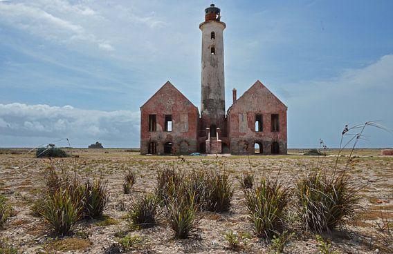 vuurtoren op Klein Curaçao